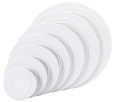 Wilton Decorator Preferred Smooth Edge Separator Plate 40 cm.