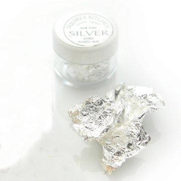 SK Designer Silver Leaf Flake
