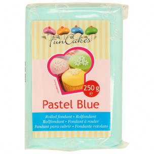 FunCakes Rolfondant Blauw Pastel Blue, 250gr