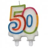 Kaars 50