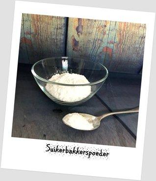 Suikerbakkerspoeder 1 kg