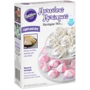 Wilton Marvelous Meringues Vanilla Mix 184g