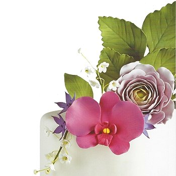 Wilton Additional Wired Gum Paste Flowers Deel 2
