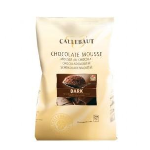 Callebaut Chocolade Mousse, Puur 800 gr.