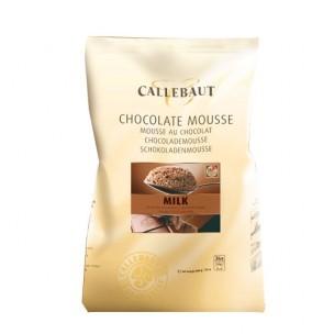 Callebaut Chocolade Mousse, Melk 800 gr.