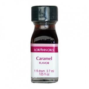 LorAnn Super Strength Flavor, Caramel, 3.7ml