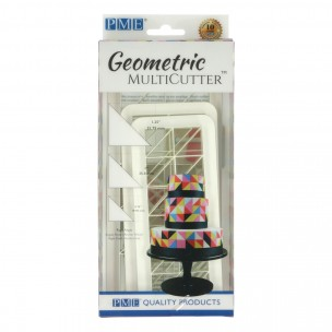 PME Geometric Multicutter Right Angled Set/3