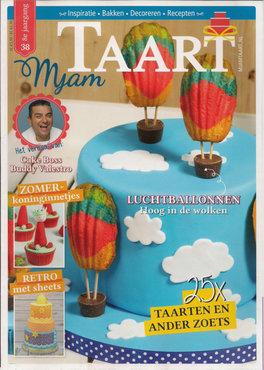 Mjam Taart 38 - Voorjaar 2015