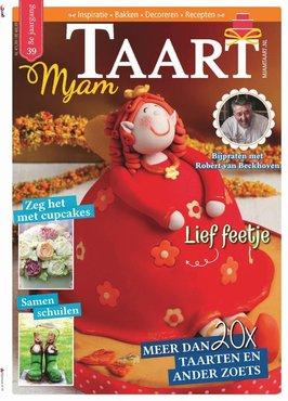 Mjam Taart 39 - Herfst 2016