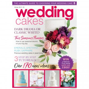 SK Wedding Cakes Issue 65 -Winter 2017/2018-