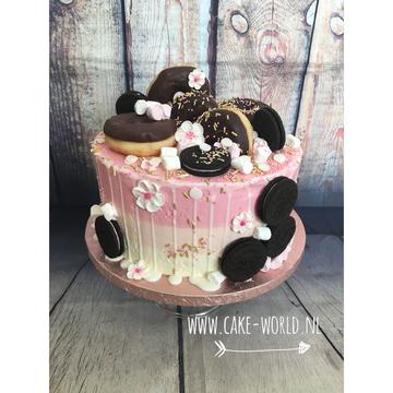 Workshop Drip Cake