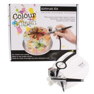Colour Splash Airbrush Kit