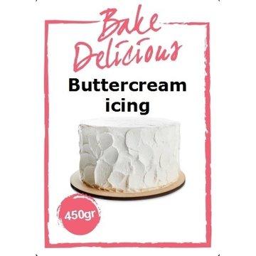 Bake Delicious Buttercream Icing, 450gr.