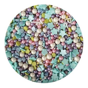 Edibles Sprinkles Mermaid Mix 100 gr