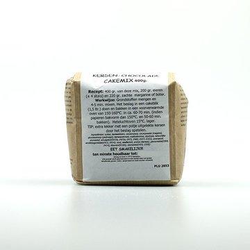 Molen de Hoop Kersen-Chocoladecakemix 400gr