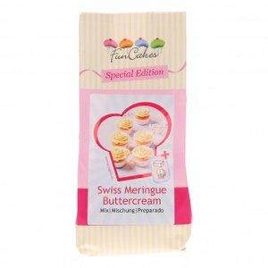 FunCakes Special Edition Mix voor Swiss Meringue Buttercream 400 gram