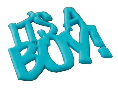FMM It's a Boy! Cutter