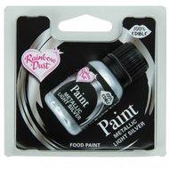 RD Metallic Food Paint Light Silver, 25ml