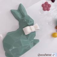 ChocoPatiss Geo Easter Bunny, Part A (rechts)