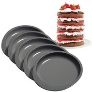 Wilton Cake Pan Easy Layers - 15 cm. - Set 5 stuks