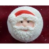 Karen Davies Siliconen Mould Cupcake Santa Face