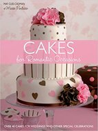 Cakes For Romantic Occasions By May Clee-Cadman