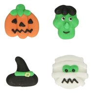 FunCakes Suikerdecoraties Halloween pk/8