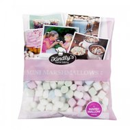 Mini Marshmallow Pastel Mix 150 gr.