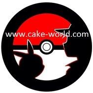 Pokemon Taartprint