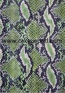 Tas Taartprint Slang groen