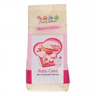 FunCakes Special Edition Mix voor Ruby Cake, 400gr.