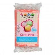 Funcakes Rolfondant Coral Pink, 250 gram