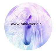 Unicorn 1 taartprint