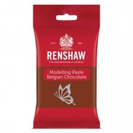 Renshaw Belgian Chocolate Modelling Paste, Milk 180g