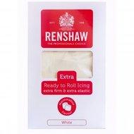 Renshaw Extra Fondant 1 kg White Marshmallow